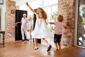 Oklahoma grandparent visitation rights